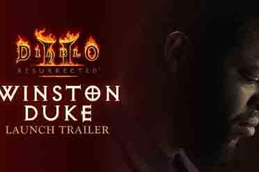 《暗黑2:重制版》第二弹真人宣传片公布 瓦坎达来袭