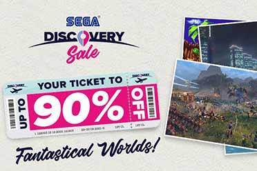 低至1折起!世嘉开启Steam「Discovery特卖」活动