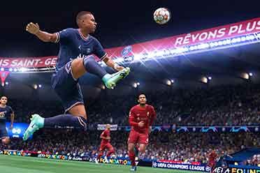 年货足球游戏《FIFA 22》Origin正版分流下载发布!