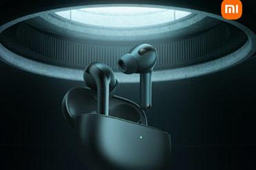 小米真无线降噪耳机3 Pro来了:首款自适应降噪耳机!