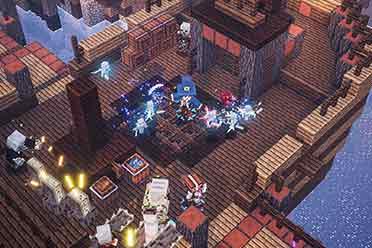 一周高质量游戏推荐:《我的世界:地下城》险象环生!