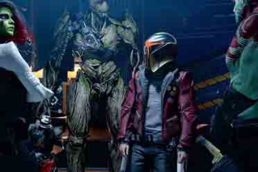 《漫威银河护卫队》新视频发布 介绍战斗及探索系统