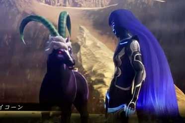 """《真女神转生5》恶魔""""双角兽""""介绍 长螺旋角的怪物"""