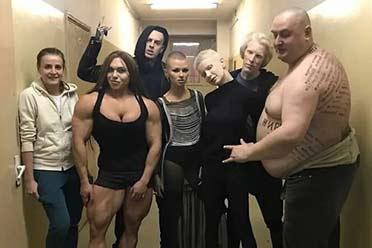 很好 这很俄罗斯,很战斗!一些风格化明显的图片分享!