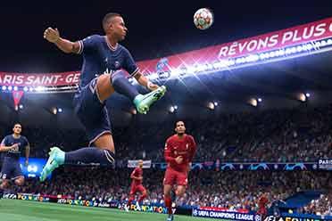 EA《FIFA 22》获IGN7分:次世代下一次值得的升级!