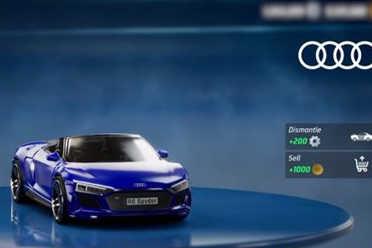 玩具赛车竞速游戏《风火轮释放》全车辆演示视频公布