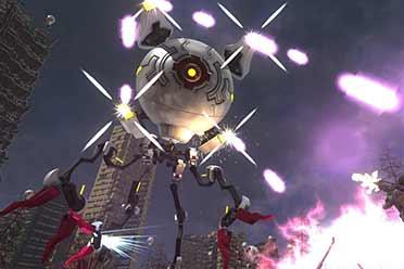 动作射击新作《地球防卫军6》登陆平台确定:PS5和PS4