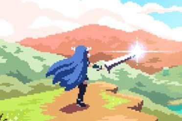 PC/NS动作冒险游戏《神巫女合集》现已登陆PS4平台