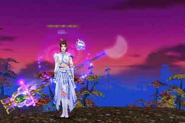 白给5级宝石 为了一个新玩法 新天龙八部怀旧服下血本