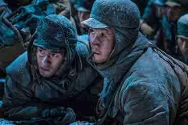 电影《长津湖》最新成绩已更新!总票房破16亿!