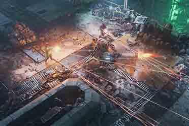 Xbox主机独占赛博朋克游戏《上行战场》或将登陆PS5