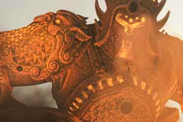 《全面战争战锤3》俑士禁卫预告片 冲天战士踏碎敌人
