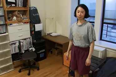 堪称省钱狂魔!日本妹子节约成疯 9个月在纽约买房