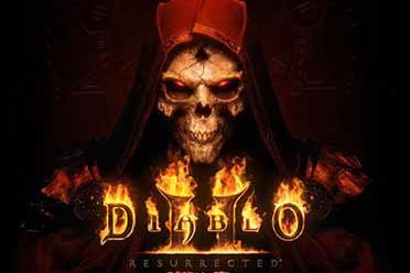 《暗黑破坏神2重制版》艺术图发布 经典怪物高清重制