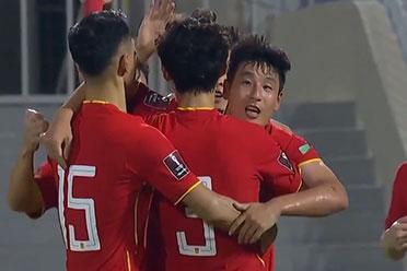 武磊读秒绝杀!国足3-2越南收获世预赛12强赛首胜