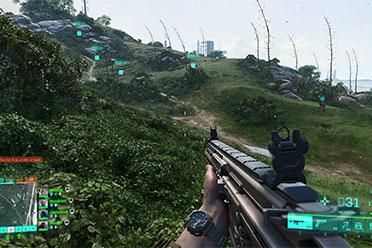 《战地2042》PC4K最高画质截图公开!3080稳定60帧