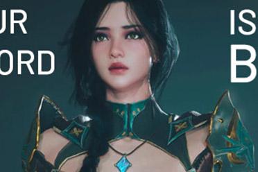 幻想风动作情感游戏《你的剑太大了》游侠专题站上线