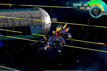 《超级机器人大战30》宇宙路线第1话试玩影像公布!