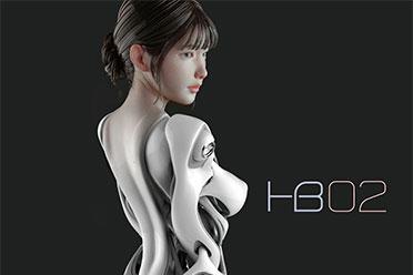 """日本模型老厂""""海洋堂""""首次推出拼装模型 安卓美女"""