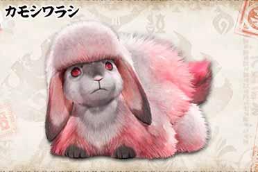 《怪猎崛起》新企划「环境生物百科全书」:酵母兔!