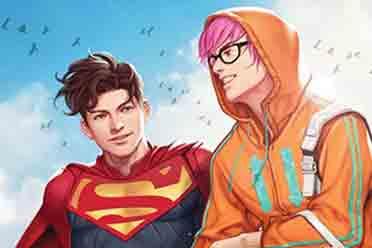 DC漫画新刊:新版超人为双性恋 将与男记者宣布出柜