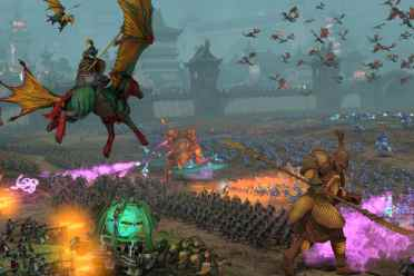 《全面战争:战锤3》新演示 攻城战重做、内容大增!