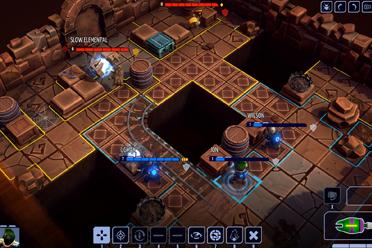 回合制类Rogue策略游戏《废地行动》游侠专题站上线