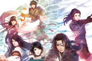 电视剧《仙剑奇侠传六》开通官方微博 明年3月拍摄