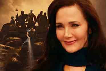"""《神奇女侠3》已正式开拍 两代""""神奇女侠""""史诗同框"""