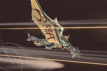 迅游助力玩家《怪猎物语2:破灭之翼》第五弹免费更新