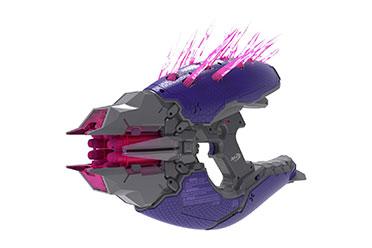 化身神风烈士 孩之宝推出《光环》星盟针刺枪造型Nerf