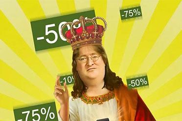 V社:请准备好你的钱!Steam秋 冬促销时间公开