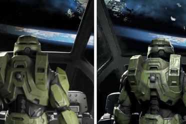 光环无限画面对比视频发布!光环无限新版画面实机演示
