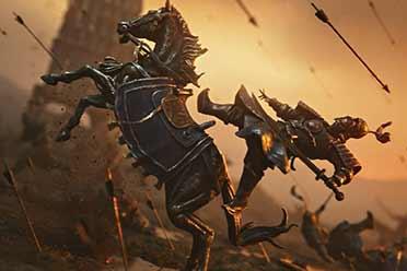 10月28日发售!《帝国时代4》公布真人版发售预告片