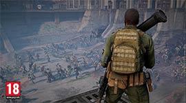 《僵尸世界大战》新实机预告发布!