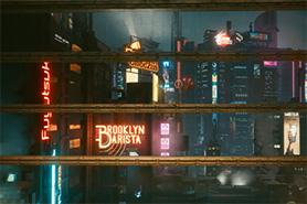 宝刀不老 RTX 20系游戏本光追畅玩《赛博朋克2077》