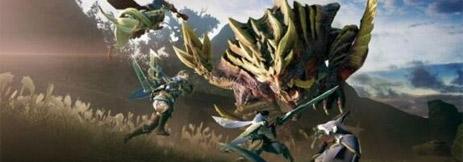 《怪物猎人:崛起》评测