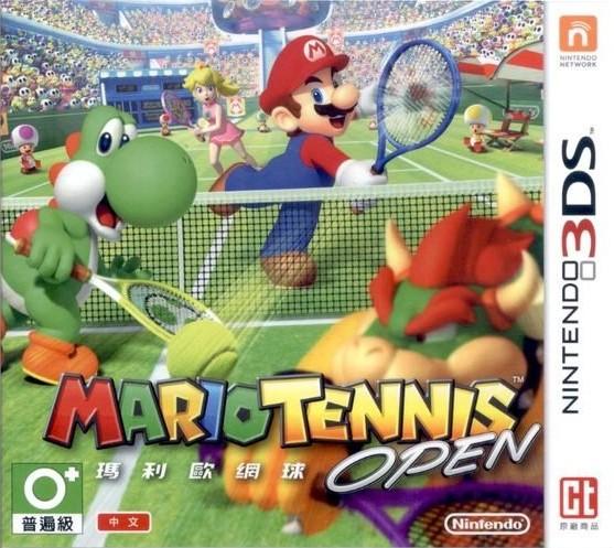 馬里奧網球OPEN