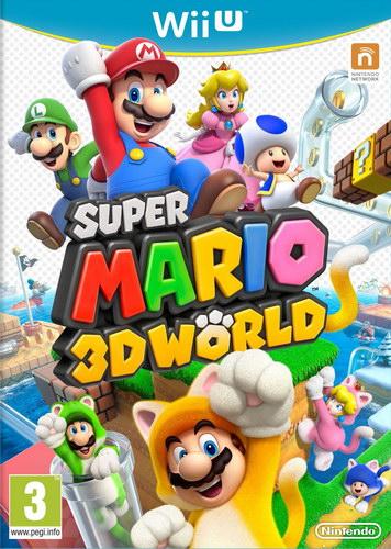 超級馬里奧3D世界