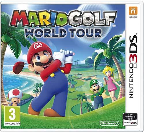 马里奥高尔夫 世界巡回赛