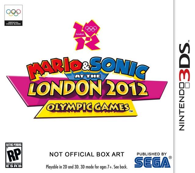 马里奥与索尼克在伦敦奥运会