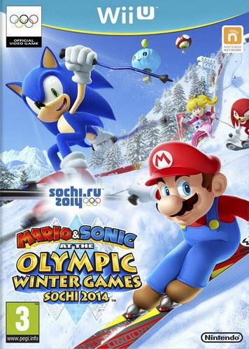 馬里奧與索尼克在索契2014冬奧會