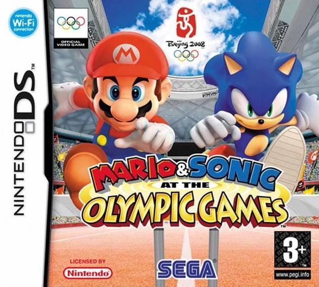 馬里奧與索尼克在北京奧運會