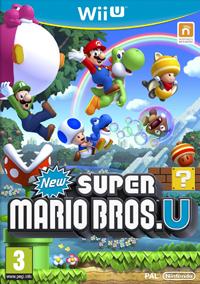 新超级马里奥兄弟Wii