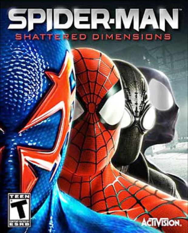《蜘蛛侠:破碎维度》免安装绿色版