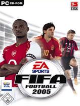《FIFA2005》正式硬盤版