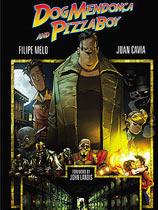 《狼人侦探和披萨男孩的冒险》免DVD光盘版[正式版]