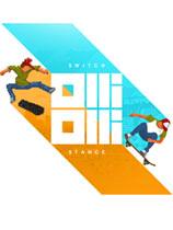 像素滑板:变换姿态