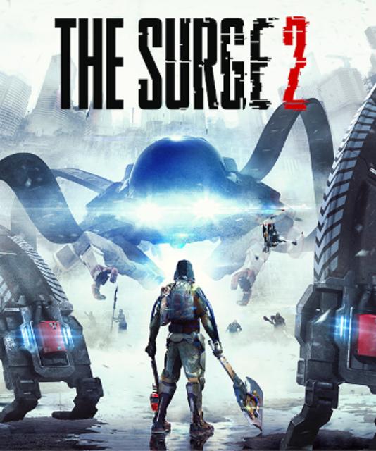 迸发2/机甲狂潮2/巨浪2 The Surge 2