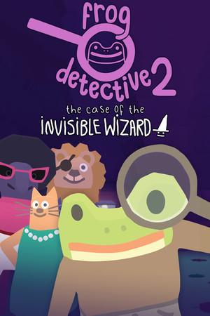 青蛙侦探2:隐形巫师案